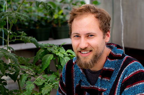 Howard Rice '16 is playing a major role in developing the curriculum for the cannabis degree.