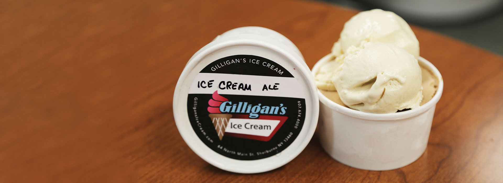 Gilligan's Ice Cream Ale