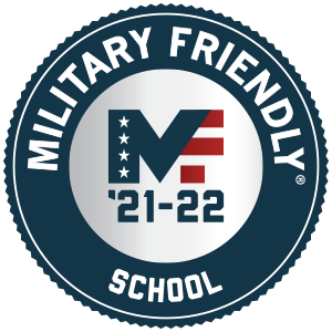 2021-2022 Military Friendly® School designation