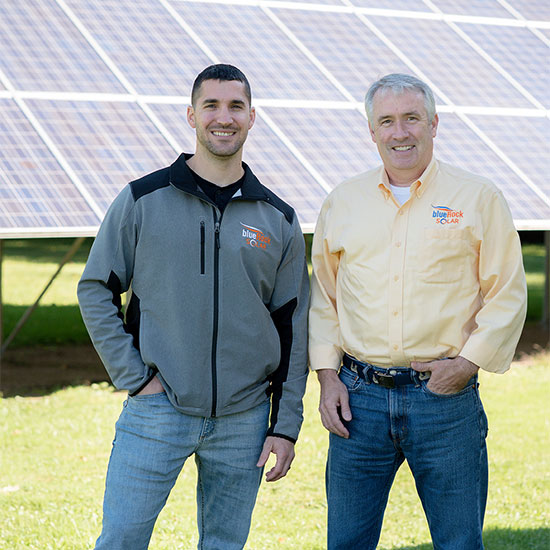 Alumni and students play a role in harnessing community solar energy