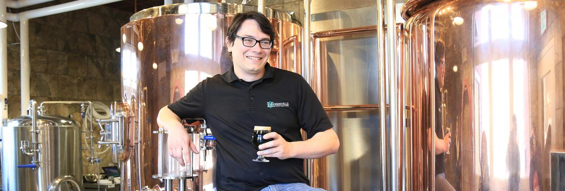 head brewer michael coons