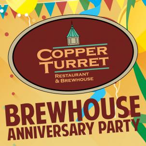 Brewhouse Anniversary Party