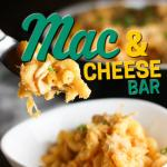Mac and Cheese Bar